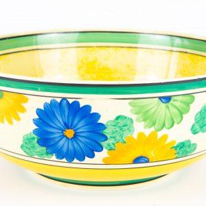 Clarice Cliff Sun Gay bowl