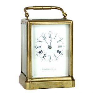 Bolviller Carriage Clock