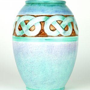 Hallam beswick vase