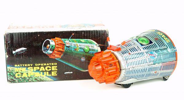 horikawa New Space Capsule