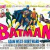 batman quad poster