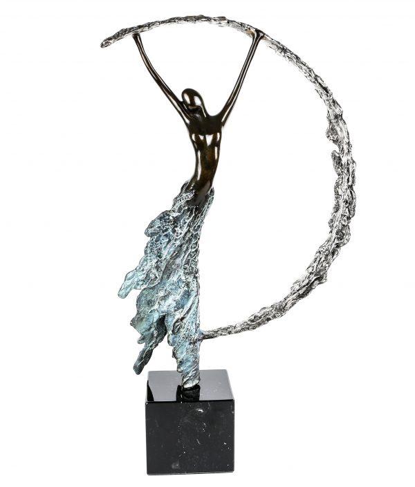 Jennine Parker bronze