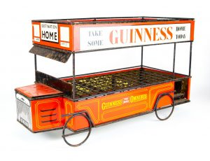 Guinness Bottle Crate