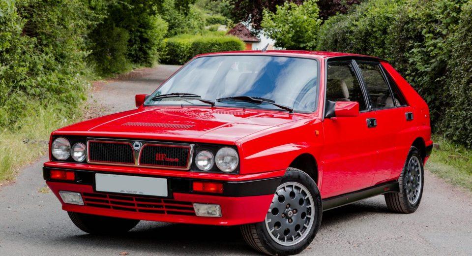 Lancia Delta Integrale For Sale