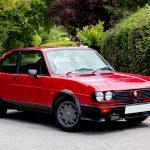 1983 Alfa Romeo Alfasud. Vintage Automobilia
