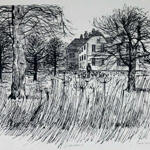Robert Tavener print