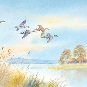 Robert Miliken painting