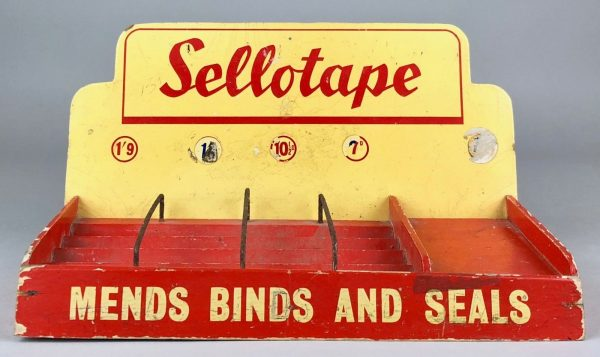 vintage display