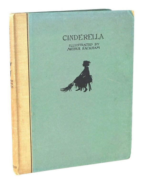 Cinderella arthur rackham