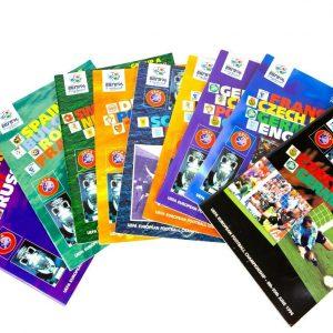 Euro 96 Programmes