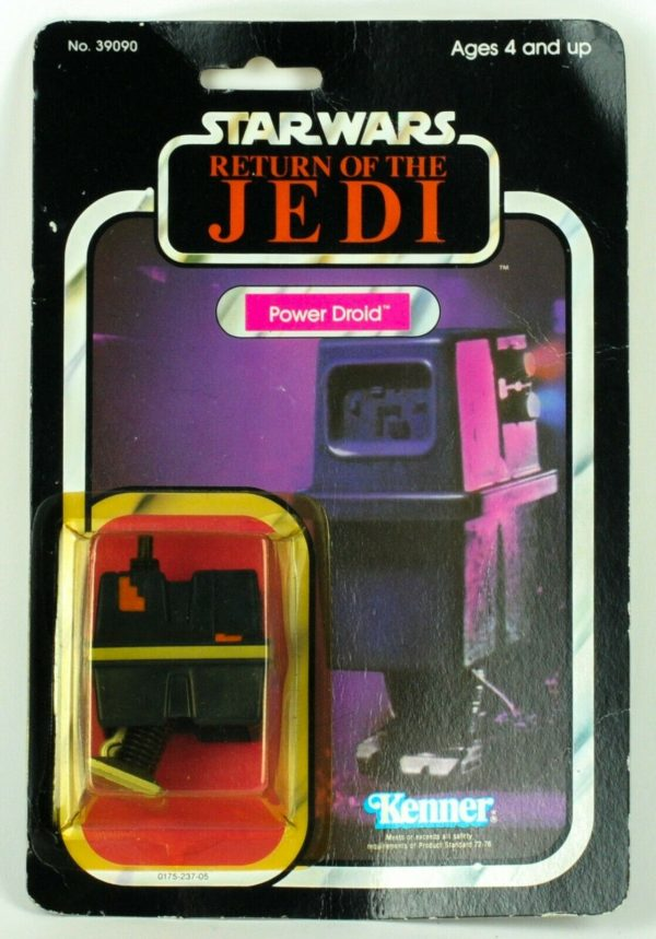 Kenner Power Droid figure