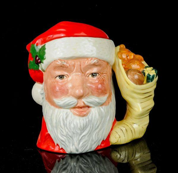Royal Doulton Santa Claus character jug