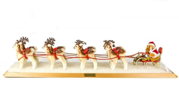 steiff Christmas Express