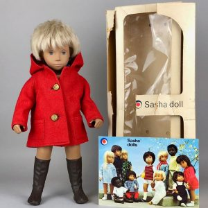 Trendon Sasha Doll