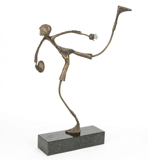 ed rust bronze sculpture