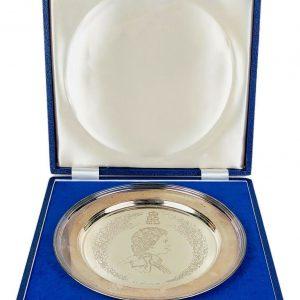 Pietro Annigoni silver