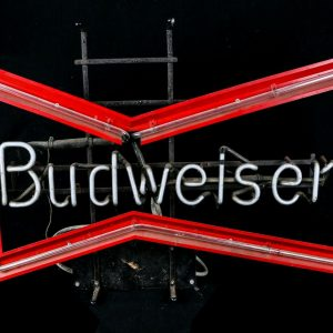 Budweiser Neon Sign