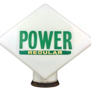 Hailware Petrol Pump Globe