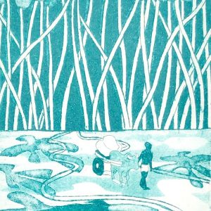 John Brunsdon etching