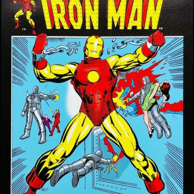 Signed Stan Lee marvel