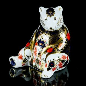 Royal Crown Derby Paperweight
