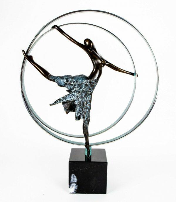 Jennine Parker sculpture