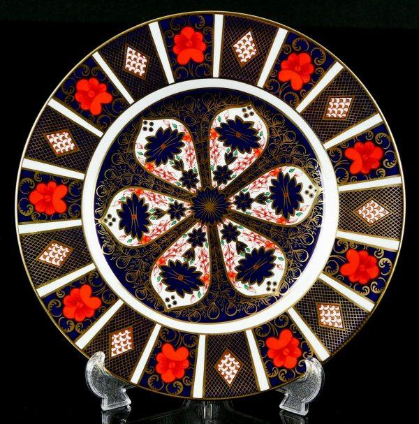 Royal Crown Derby plate