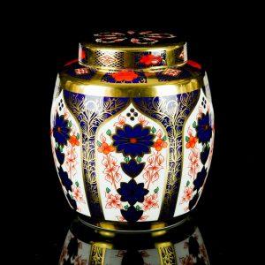 Royal Crown Derby Ginger Jar