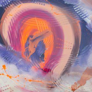 Antonio Russo painting