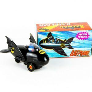 batman batplane