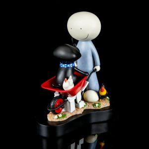 Doug Hyde sculpture