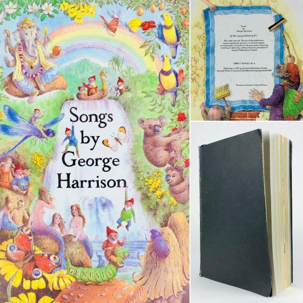 George Harrison Genesis Publications