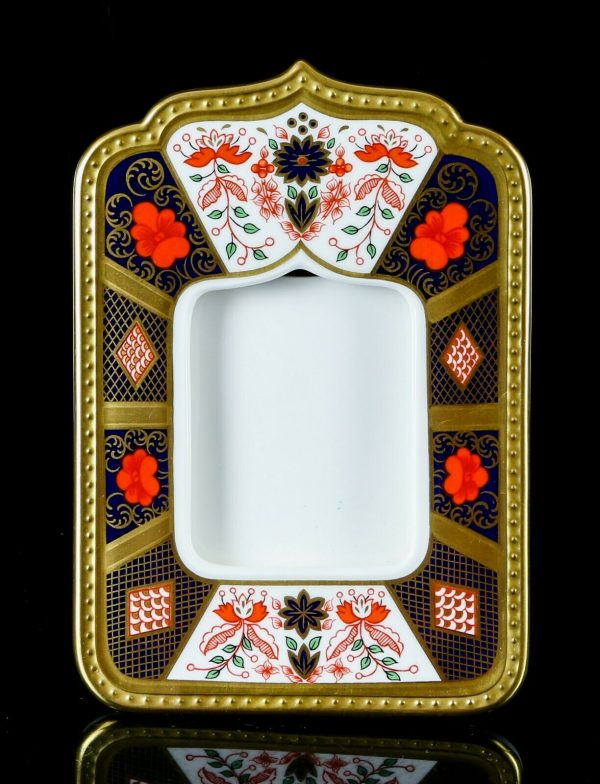 Royal Crown Derby Picture Frame