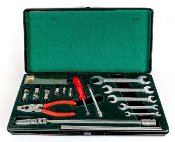 Jaguar Tool Kit