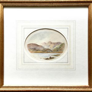 John Richardson watercolour